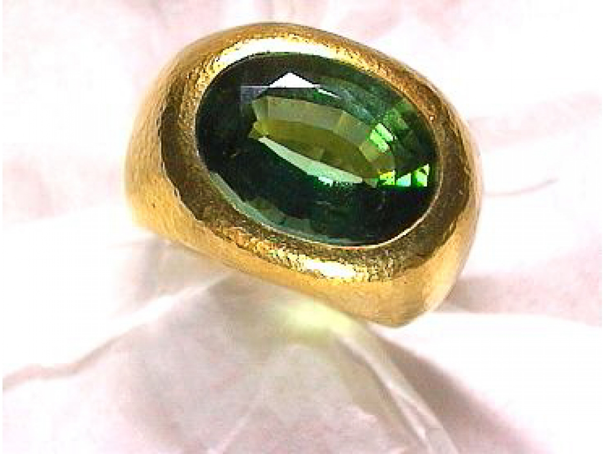 Ring Turmalin 9,07 ct - 28 gr | 100.040.097.250