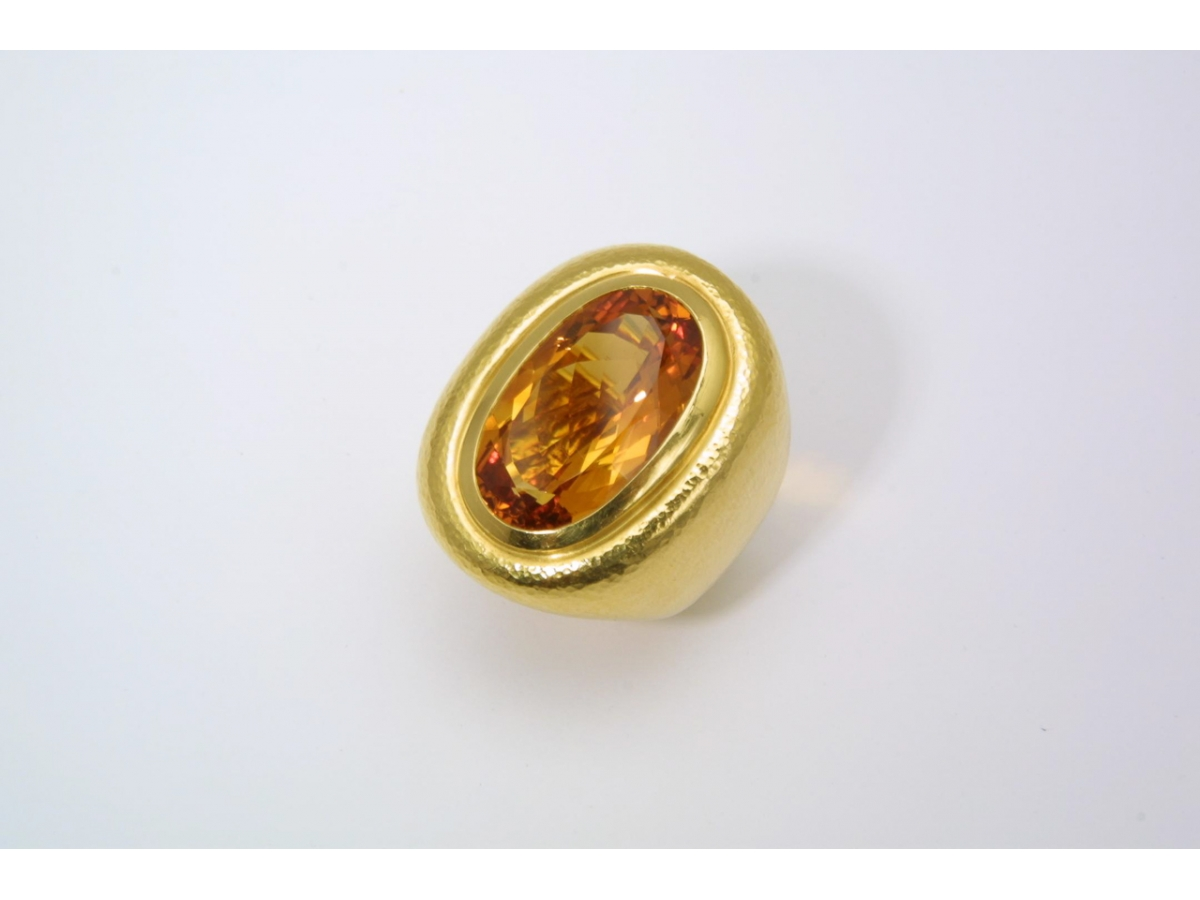 Ring Citrin 15 ct -  55 gr | 100.040.097.820